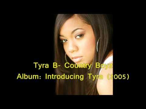 Tyra B (singer)- Country Boyz