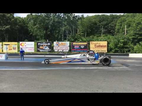 Jamie Dymond Lebanon Valley Speedway