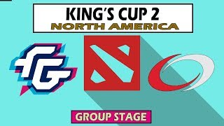 FWD vs COL | DOTA 2 King's Cup 2: North America - Group Stage