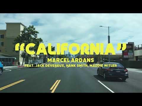 Marcel Ardans - California [Official Lyric Video]