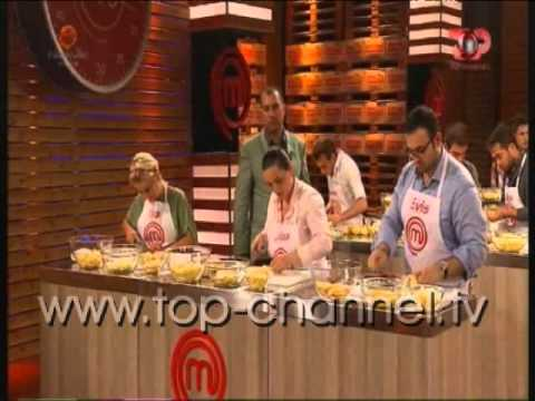 MasterChef Albania 2, 29 Nentor 2014, Pjesa 1 - Talent Show Kuzhine - Top Channel Albania