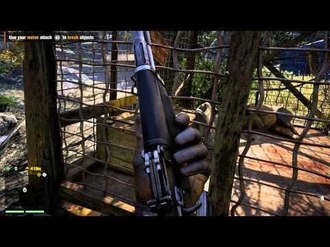 Far Cry 4 - (Skinning Animals) PART 2