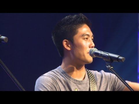 Ryan Higa at YouTube FanFest with HP