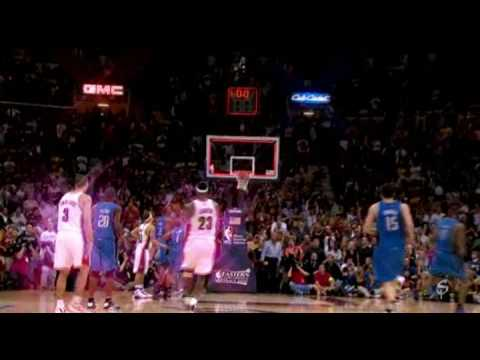 LeBron James 'Put On For My City' - 08/09 Season Highlight Mix (spald production)