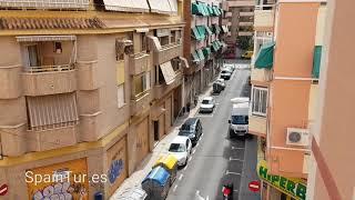 Купить бюджетную квартиру в Аликанте под ремонт, р-н Florida, Испания, SpainTur.es