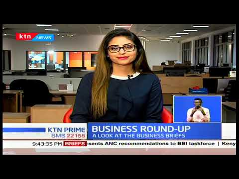 Kenya is the second largest user of solar energy :KTN Business full bulletin