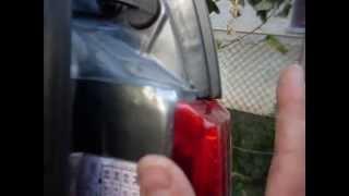 Вода в багажнике причина и устранение ауди 80.(, 2014-09-20T07:16:57.000Z)
