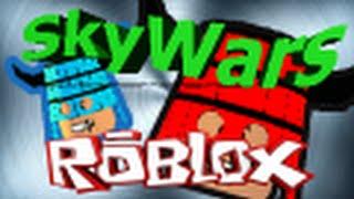 Mi-a dat o cascé! | Roblox SkyWars #3