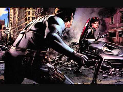 Winter Soldier Vs Black Widow Youtube