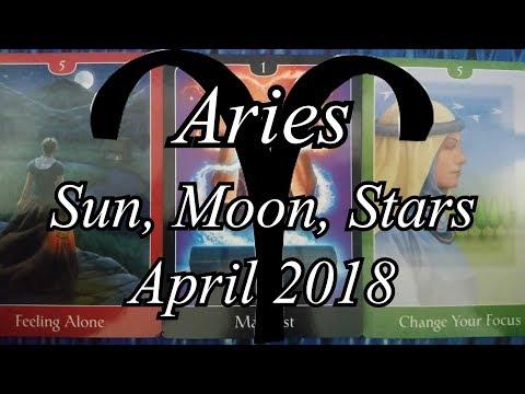 Aries - Sun, Moon, and Stars Tarot Reading...