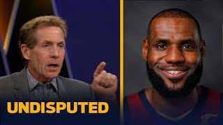 Skip Bayless on LeBron and Wade joining forces again: