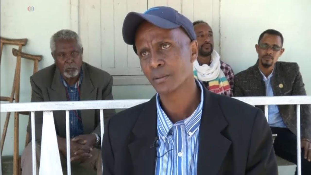 VOA: Journalist Eskindir Nega - ጋዜጠኛ እስክንድር ነጋ