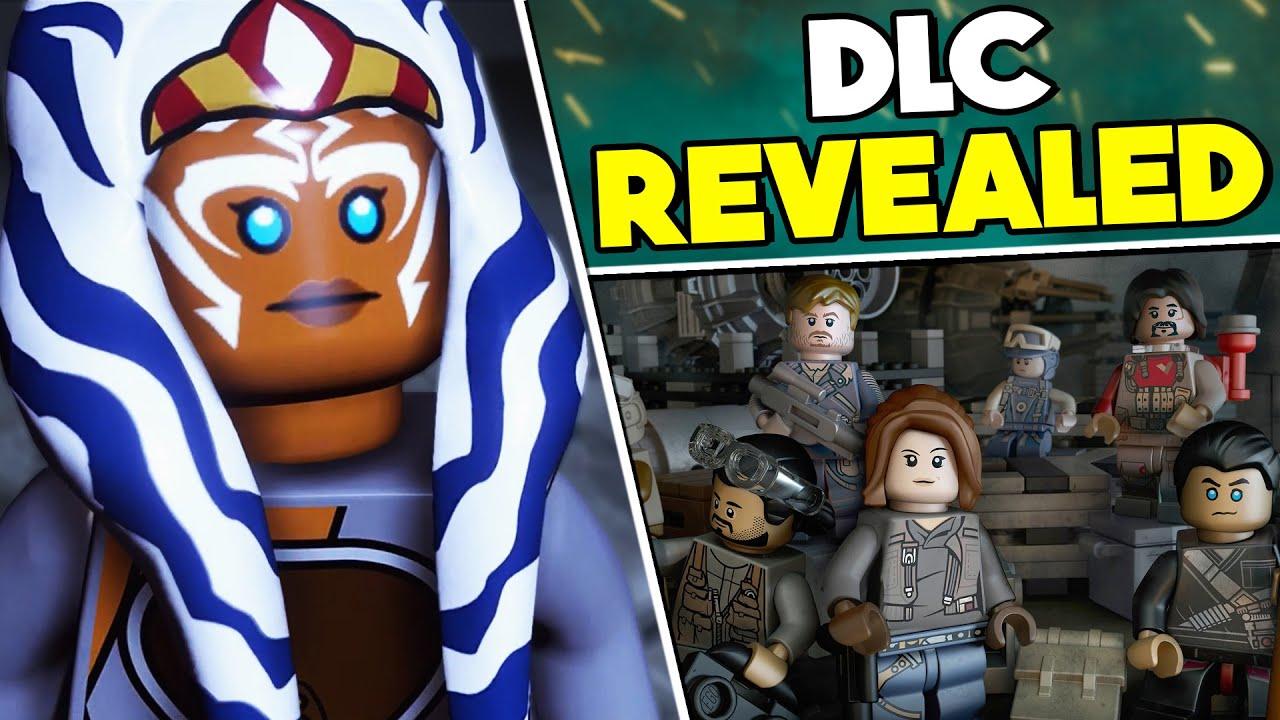 LEGO Star Wars just revealed NEW DLC!