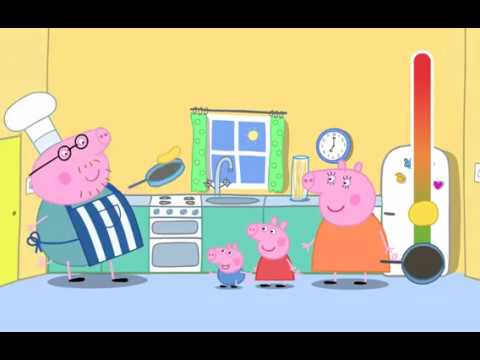 Play with Peppa Pig in Space, the Pool, & the Kitchen   Fun Games for Kids