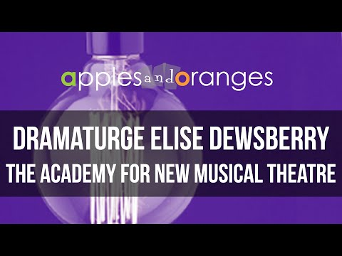 ShowbizU: The Academy For New Musical Theatre Elise Dewsberry & Tim Kashani