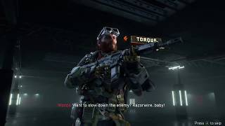 Call of Duty: Black Ops 4 - Specialist HQ Campaign Mission 10: (Torque's Story)