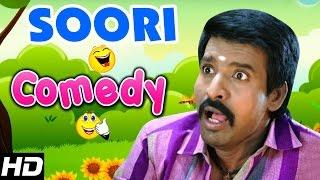 Velainu Vandhutta Vellaikaaran Soori Comedy Scenes | Vishnu | Robo Shankar | Nikki Galrani