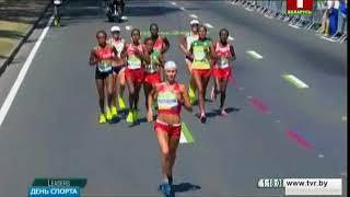 Ольга Мазуренок обновляет национальный рекорд в полумарафоне на чемпионате мира в Валенсии