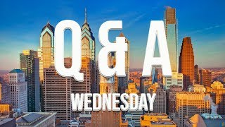 Q & A Wednesday Live With The #VeryCoolGang - Episode 64