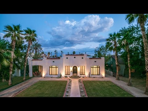 The Roosevelt Historic District in Phoenix Arizona - Historic Phoenix