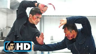 THE RAID 2 Movie Clip - Kitchen Fight Scene (2014)