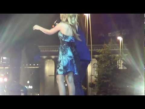 Ell & Nikki(Eldar & Nigar)Running scared Eurovision 2012 live