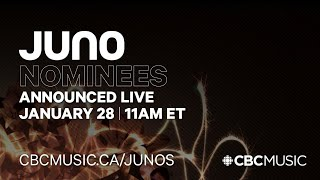 Live Juno Nominee Announcement Stream | Cbc Music