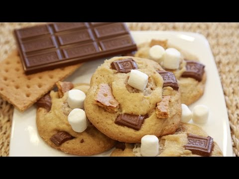 S'MORES COOKIES!