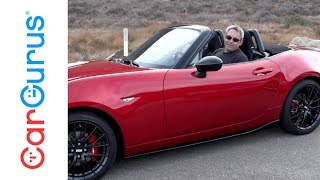 2016 Mazda MX-5 Miata | CarGurus Test Drive Review