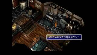 Final Fantasy VII Steam PC Gameplay/ Playthrough Pt4. Nibelheim, Chocobo farm