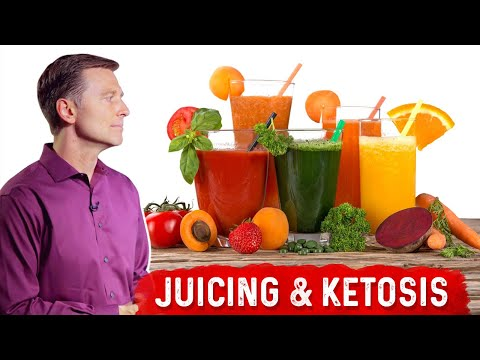 Juicing on a Ketogenic Diet?
