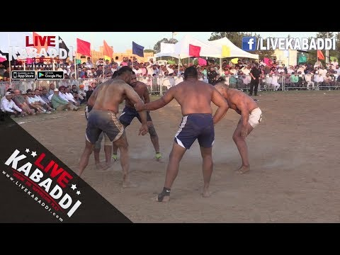 FINAL - Bay Area Kabaddi Club VS. Fateh Kabaddi Club - Sacramento USA 2017