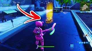 FORTNITE HOW TO MAKE GUNS GLOW! BEST GRAPHIC SETTINGS! (TV/PS4/PC/XBOX) 100% WORKING