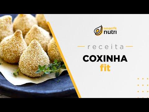 Receita de Coxinha Fit | Smart Fit Nutri