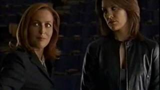 X-Files Bloopers ~ seasons 6-9 & FTF