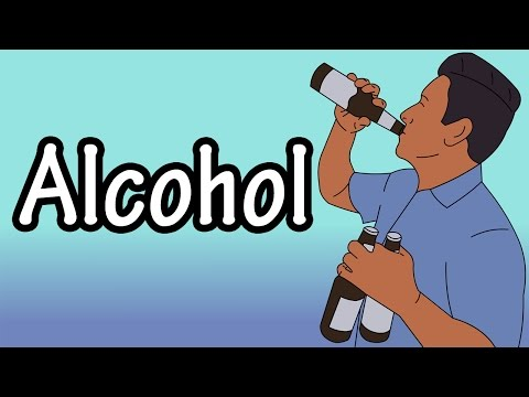 Alcohol - How Alcohol Affects The Body - What Causes A Hangover