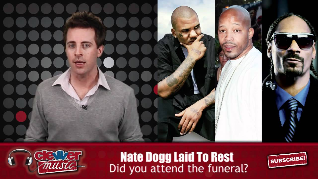 Nate Dogg Laid to Rest as Snoop Dogg, The Game, Warren G ...
