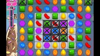 Candy Crush Saga levels 41 42 43 44 45