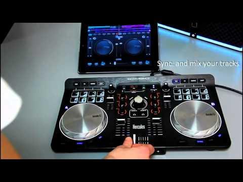 Media Markt - Hercules Universal DJ - MODE3/3 - Product video