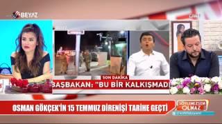 Osman Gökçek'in 15 Temmuz direnişi tarihe geçti