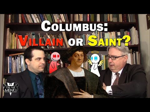 Christopher Columbus: Villain or Saint?