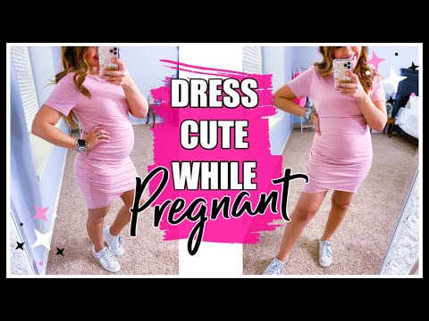 PREGNANCY CLOTHING HACKS!! How to Avoid the Maternity Section!! (ADVICE FROM A 3 TIME MOM)