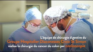 Chirurgie cancer du colon