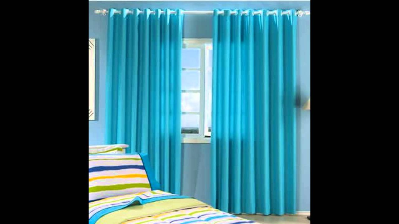 Dise o de cortinas 988325947 youtube for Disenos de cortinas