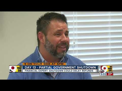 Government shutdown could delay your tax refund