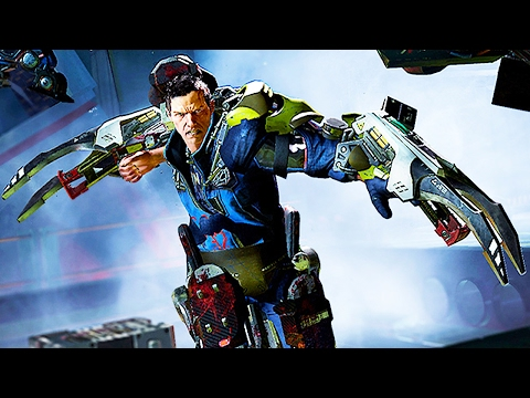 THE SURGE 35 Minutes of EPIC Gameplay So Far (Upcoming Sci-Fi Souls-Like Game 2017) - 동영상