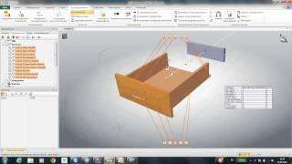 Разработка инструкций по сборке мебели