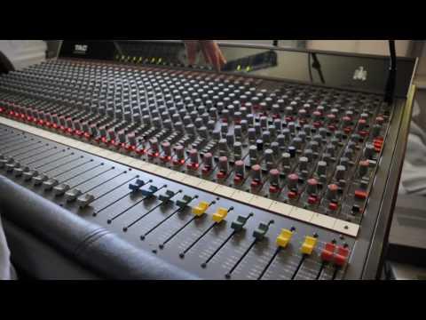 AMEK TAC Scorpion Mixing Console Tour