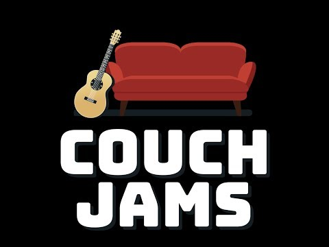 Couch Jams with special guest Katie Martin and Marie Robertson