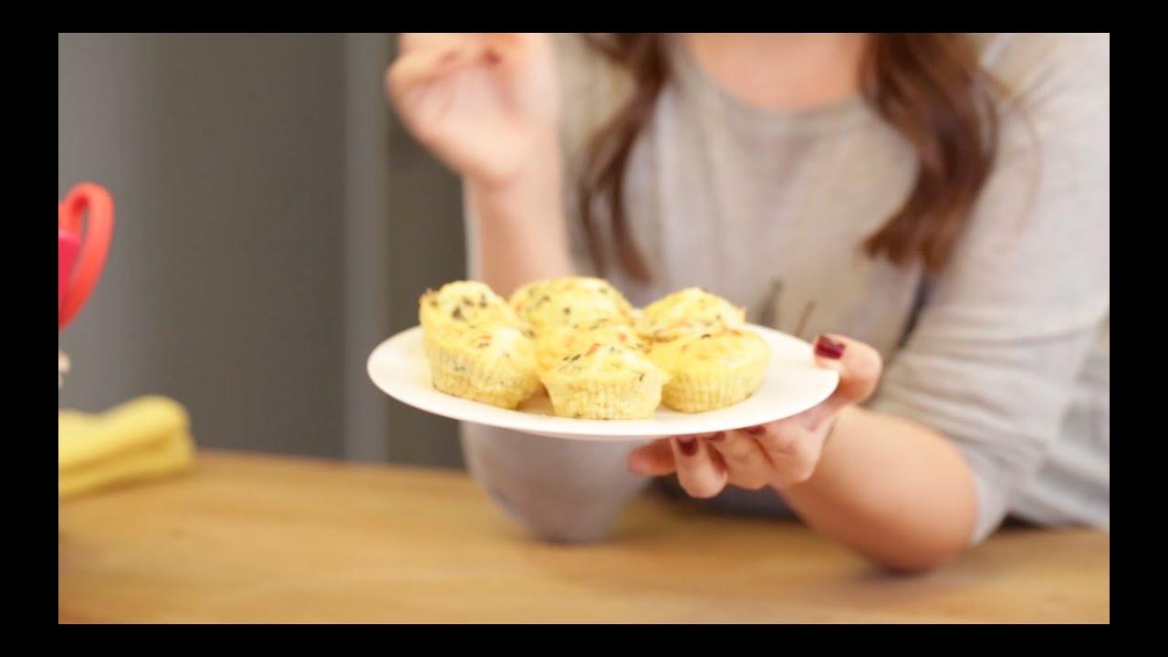 Yumurtalı cupcake tarifi